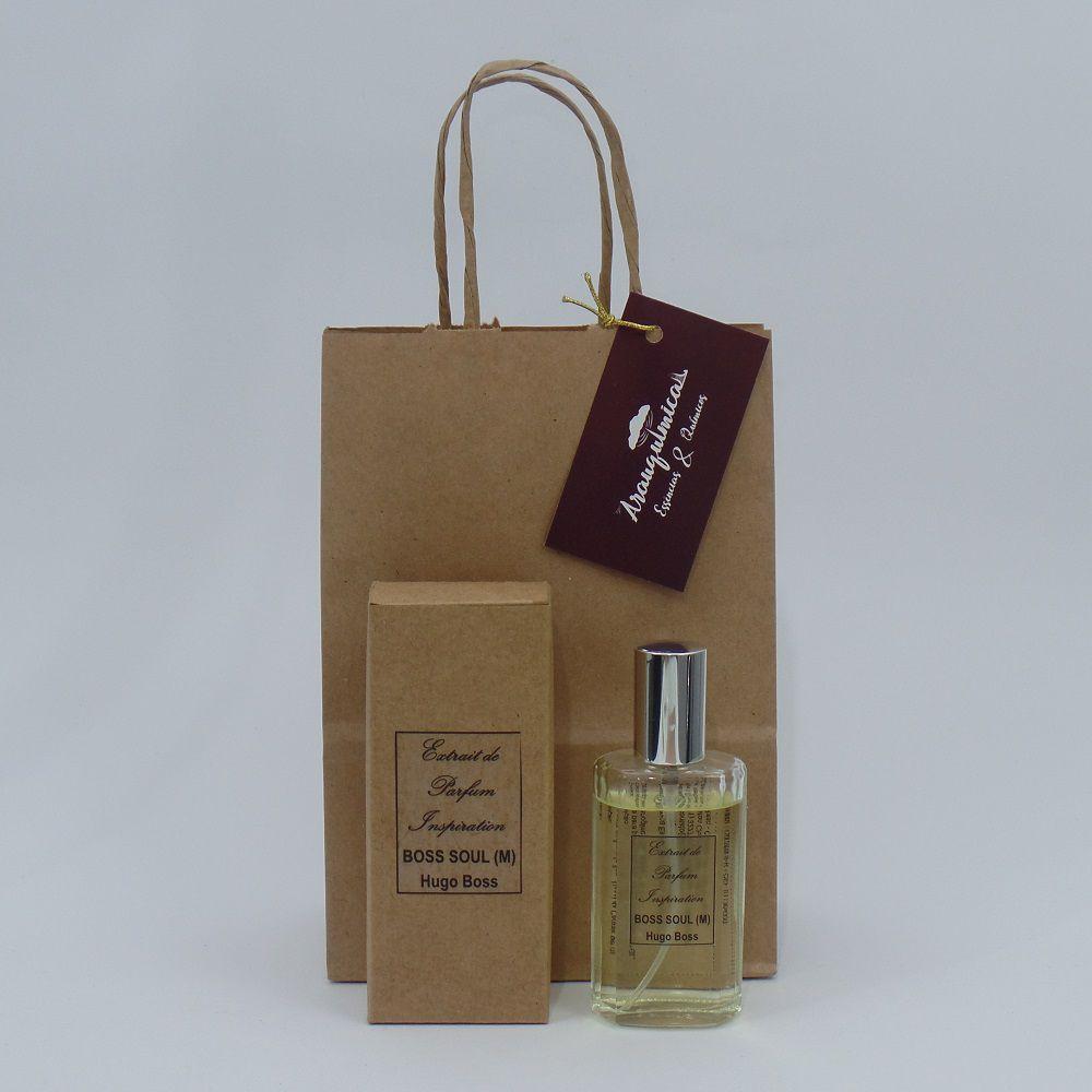 Kit Extrait de Parfum Inspiration - Hugo Boss Soul (M) - 60 ml