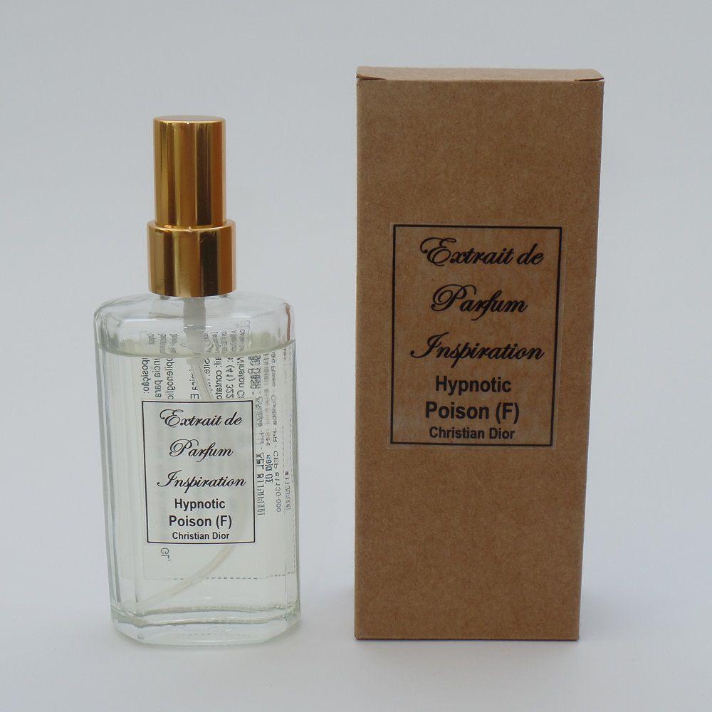 Kit Extrait de Parfum Inspiration - Hypnotic Poyson - Dior - 60 ml
