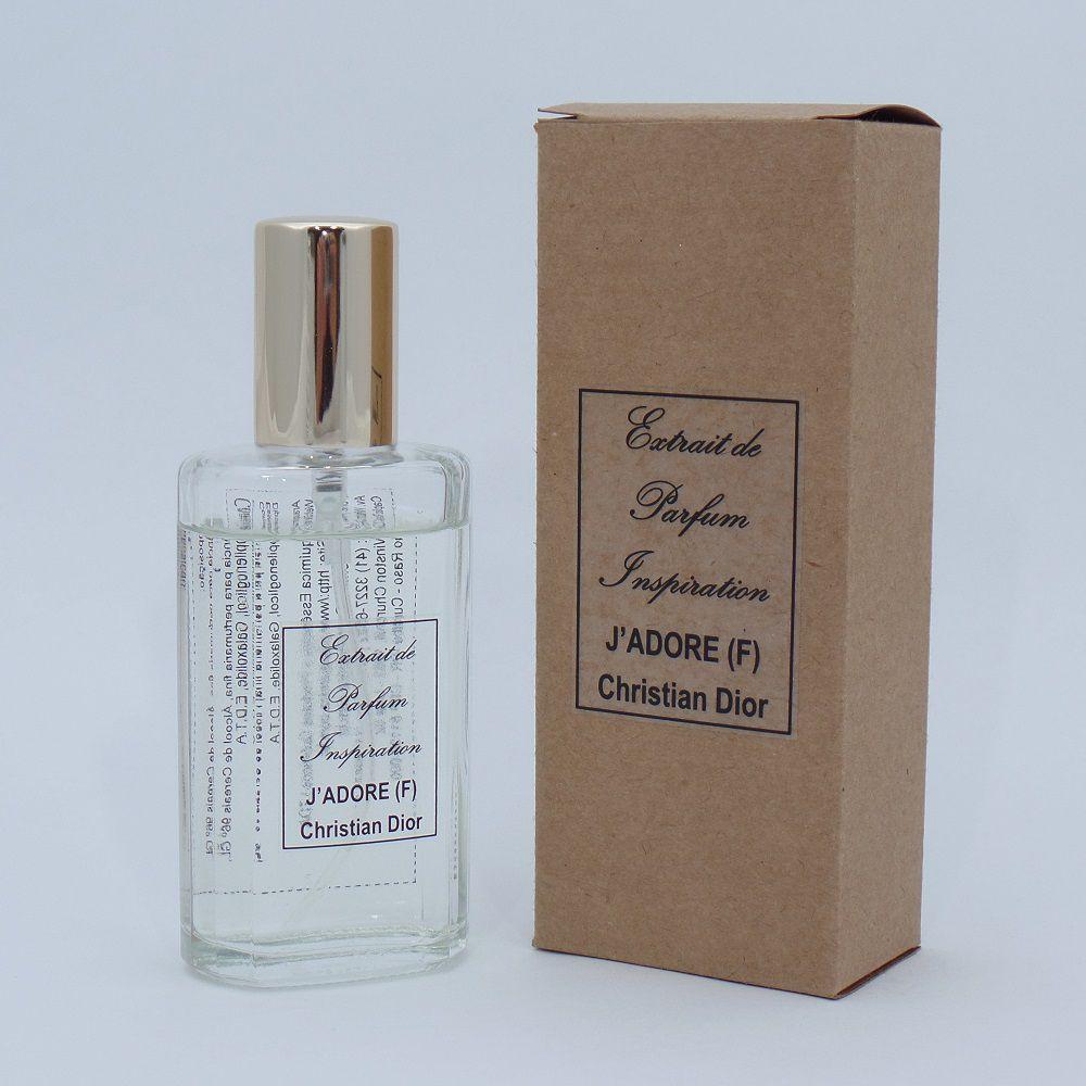 Kit Extrait de Parfum Inspiration - J'adore Christian Dior (F) - 60 ml