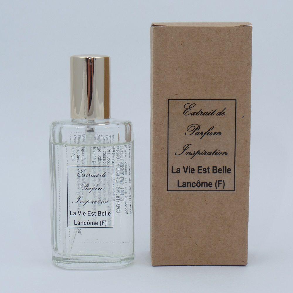Kit Extrait de Parfum Inspiration - La Vie Est Belle (F) 60 ml