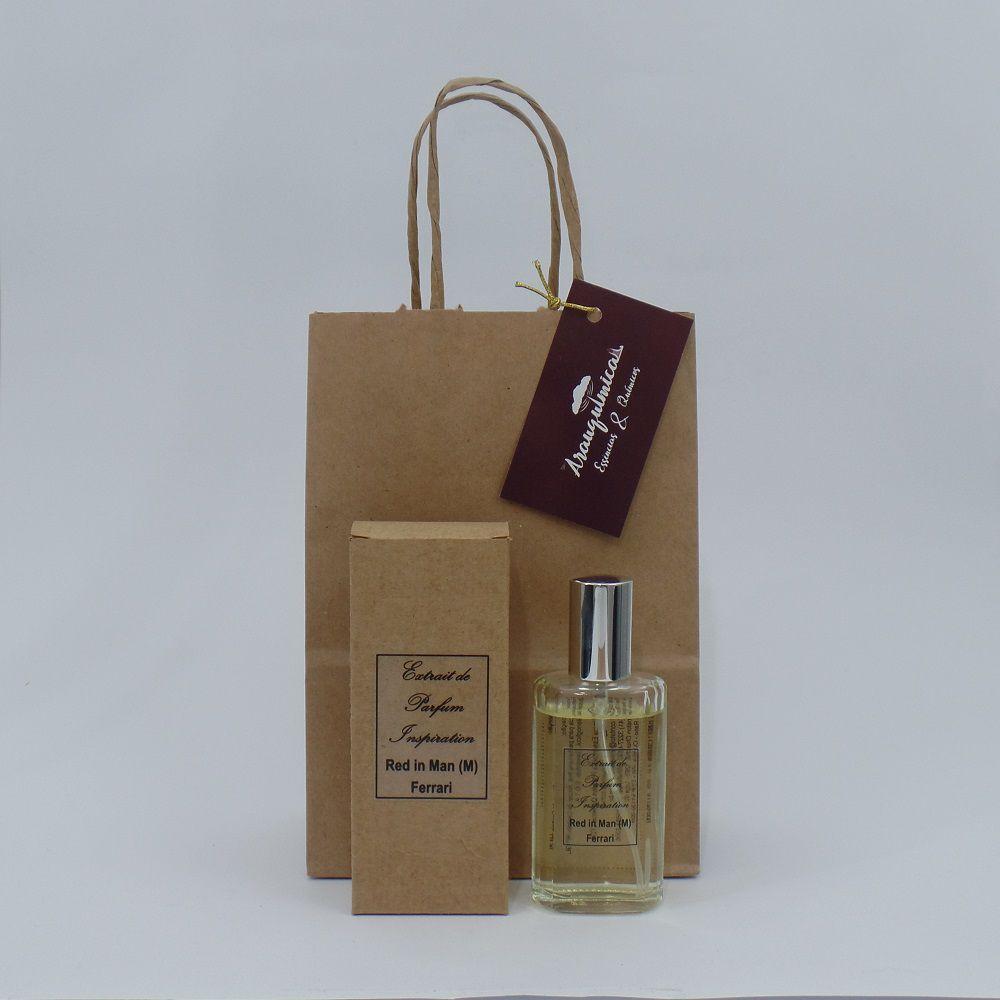 Kit Extrait de Parfum Inspiration - Man in Red Ferrari (M) - 60 ml