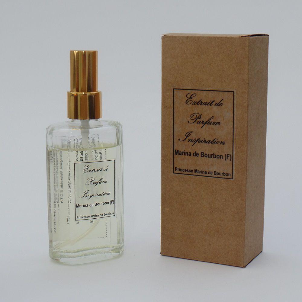 Kit Extrait de Parfum Inspiration - Maria de Bourbon (F) - 60 ml