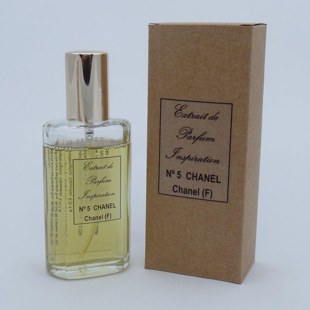 Kit Extrait de Parfum Inspiration - Nº 5 Chanel (F) - 60 ml