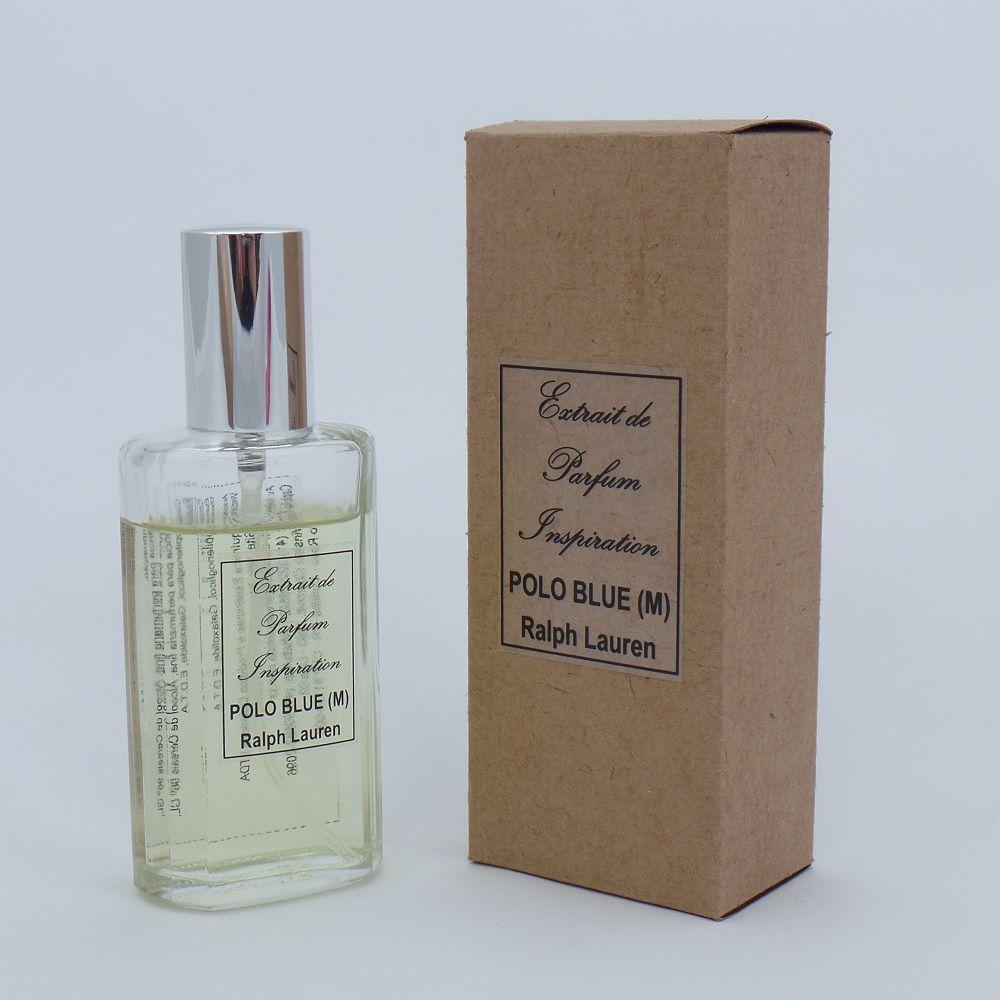 Kit Extrait de Parfum Inspiration - Polo Blue Ralph Lauren (M) - 60 ml