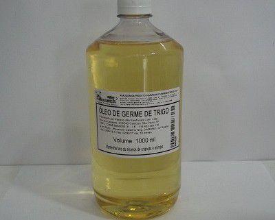 Óleo de Germe de Trigo Natural - 1 litro