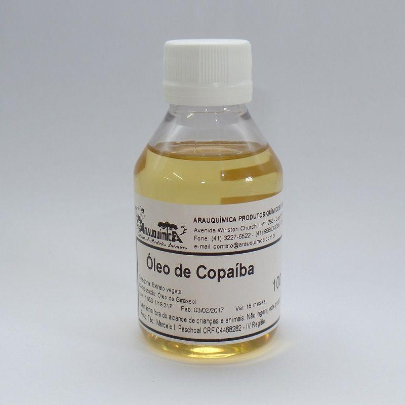 Óleo de Copaíba - 100 ml