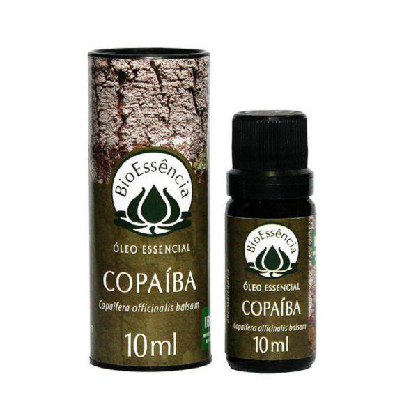 Óleo Essencial Copaíba 10 ml