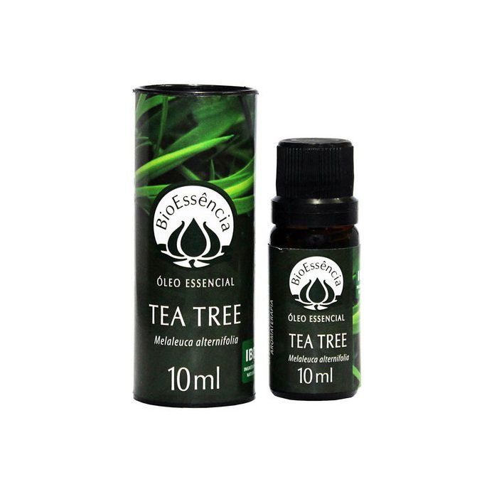 Óleo Essencial Tea Tree ( Melaleuca ) 10ml