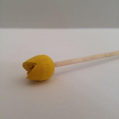 Tulipa 16 cm Amarela