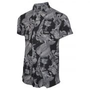 Camisa Masculina Floral Polo RG518