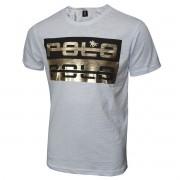Camiseta Masculina com Estampa em Foil Polo Rg518