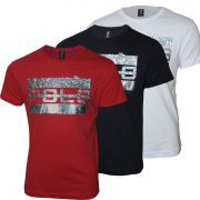 Kit Camiseta Masculina Foil Diamante