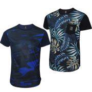 Kit Camisetas Masculinas Swag Polo RG518