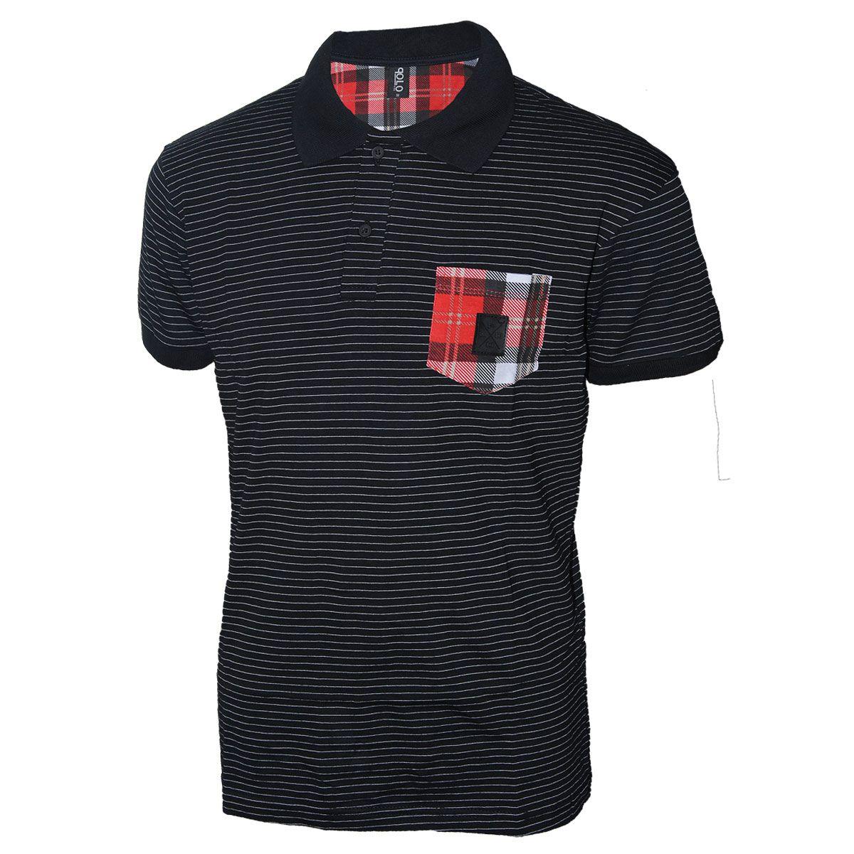 Camisa Gola Polo Rg518