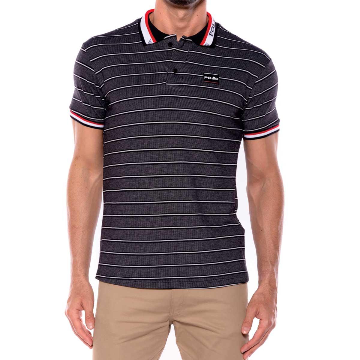 Camisa Masculina Polo RG518