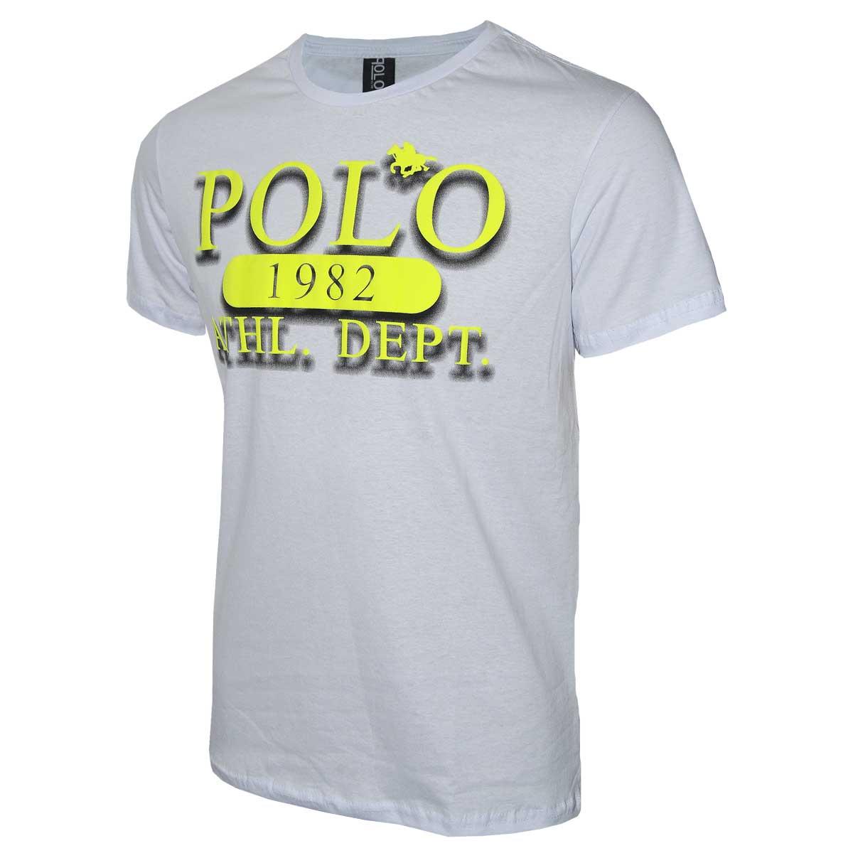 Camiseta com Estampa em Silk Fluor
