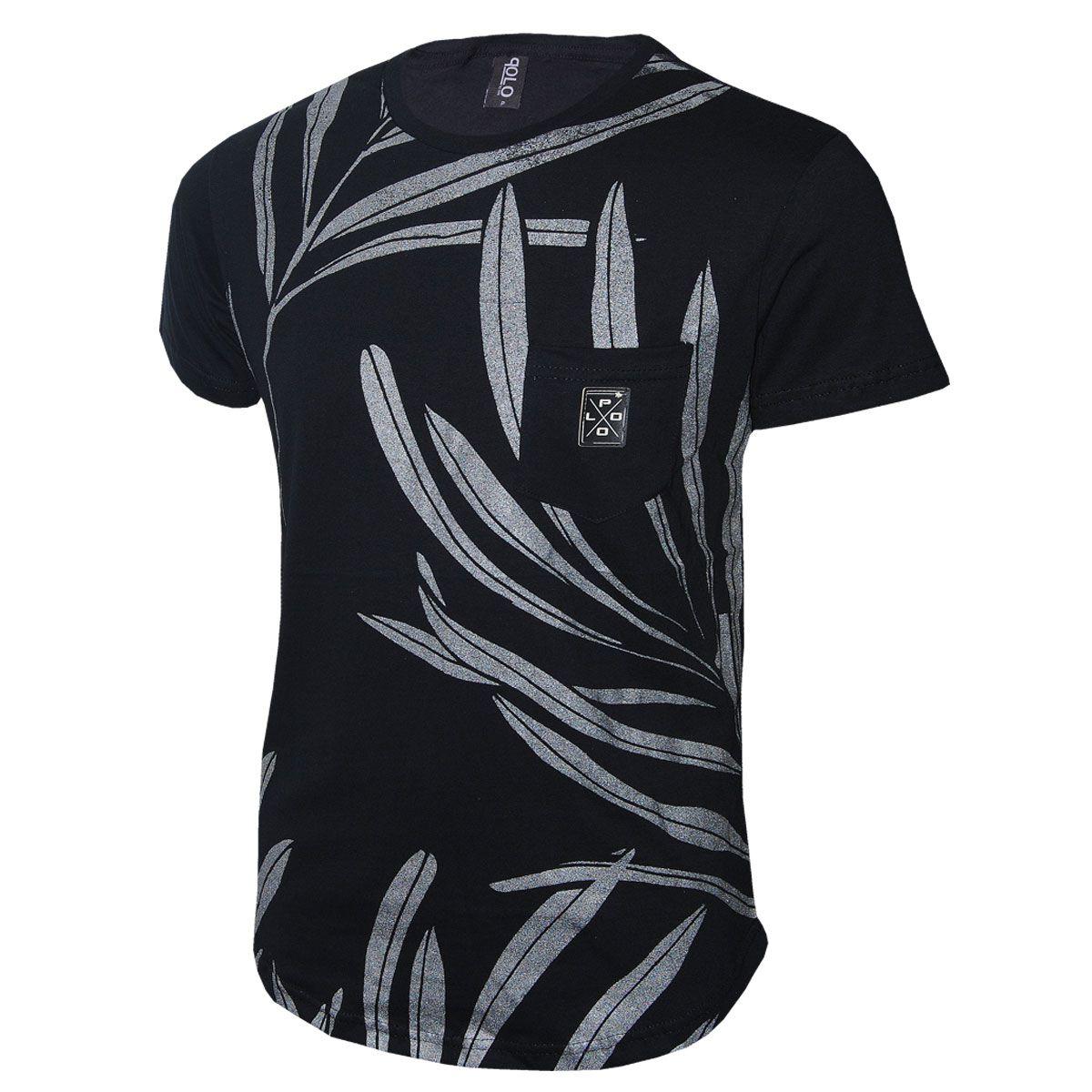 Camiseta em Malha Polo Rg518