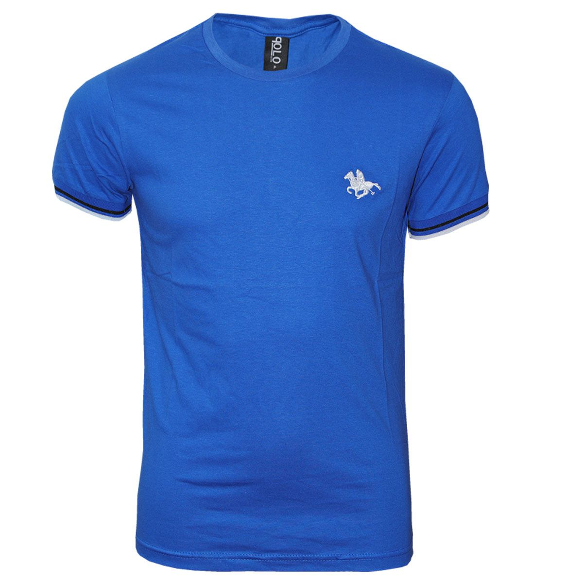 Camiseta Masculina Polo Rg518 com Punho