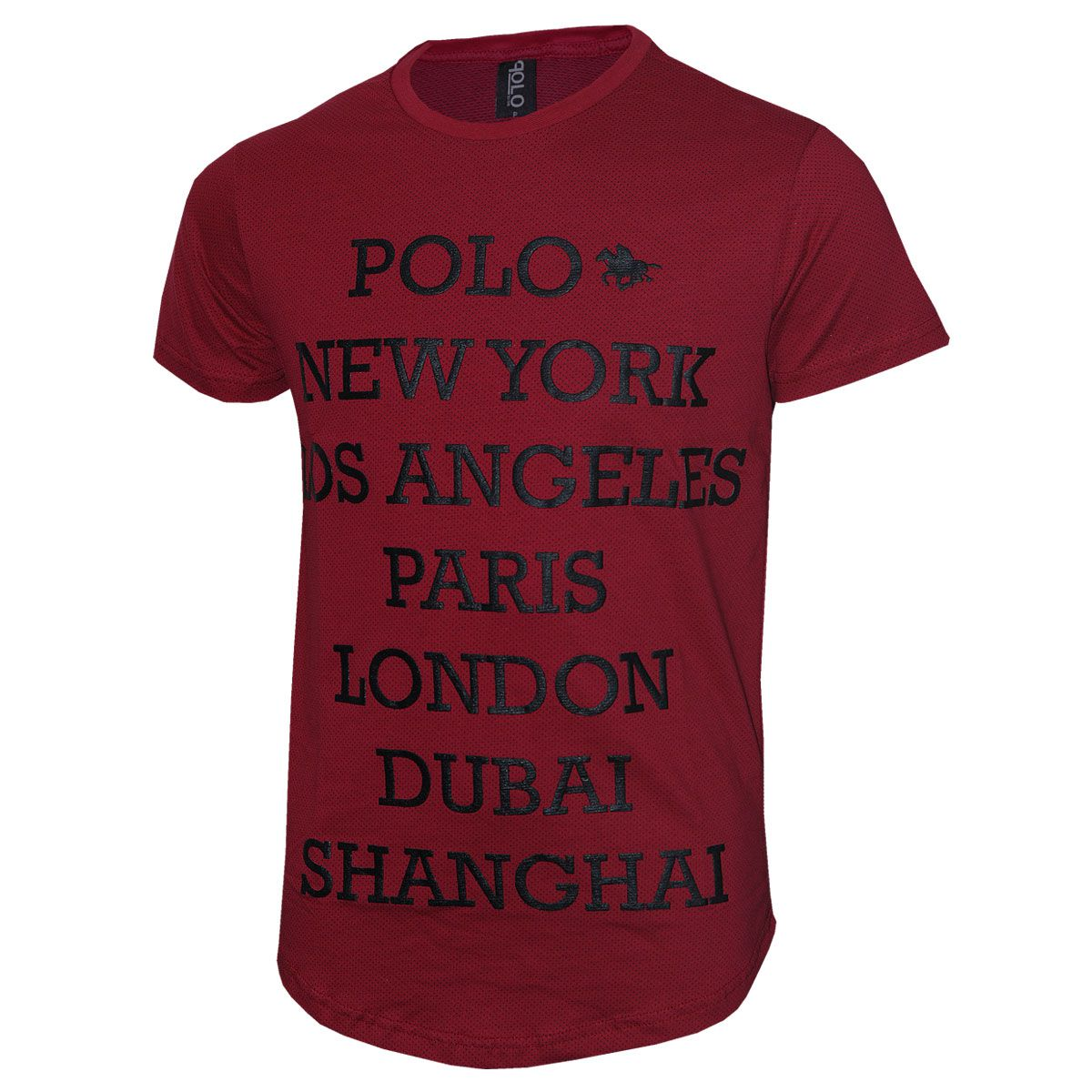 Camiseta Polo Cities of the World