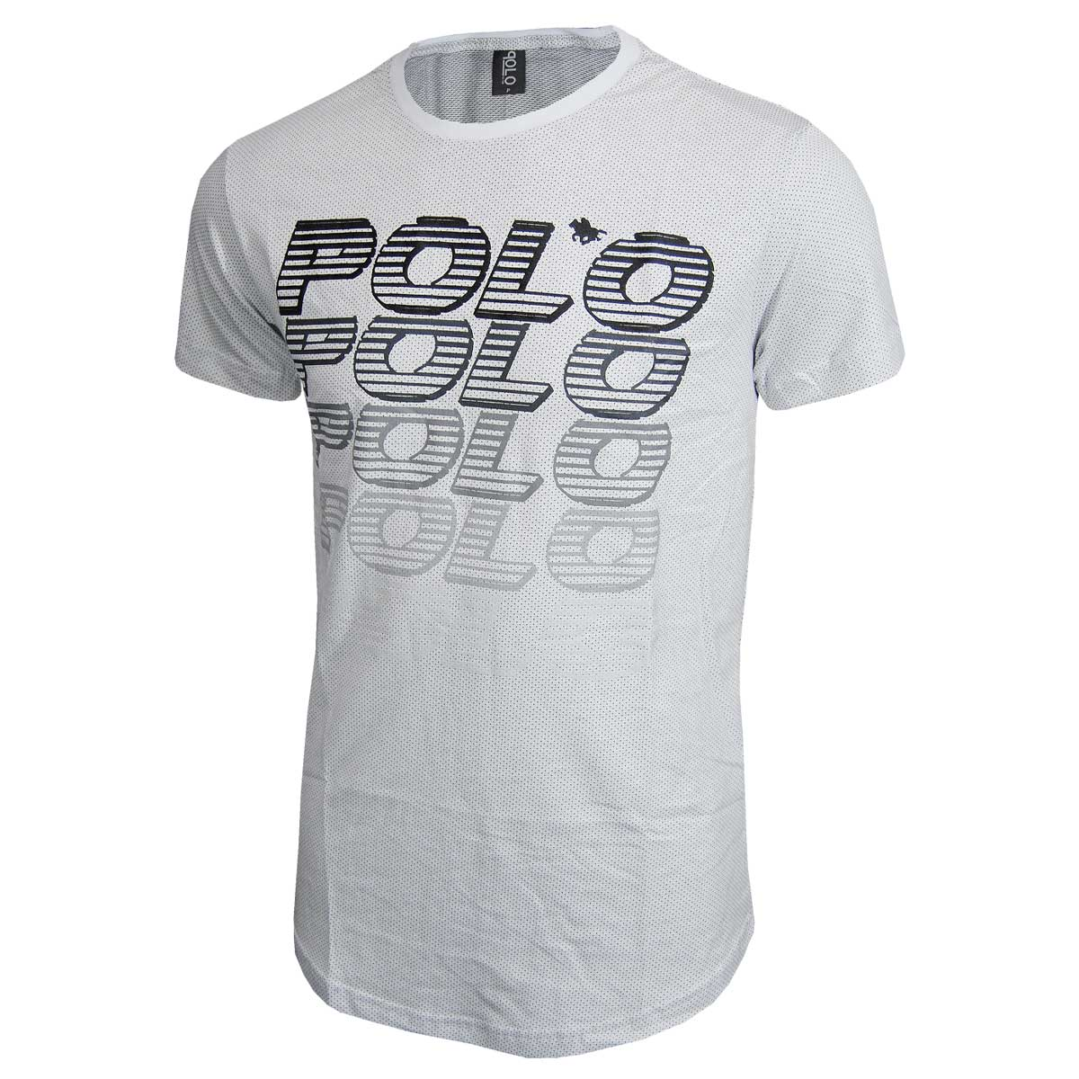 Camiseta Swag Long Line  Polo Rg518