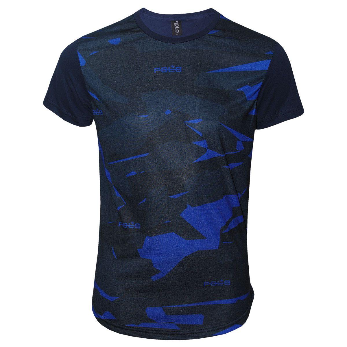 Camiseta Swag Masculina Camuflada