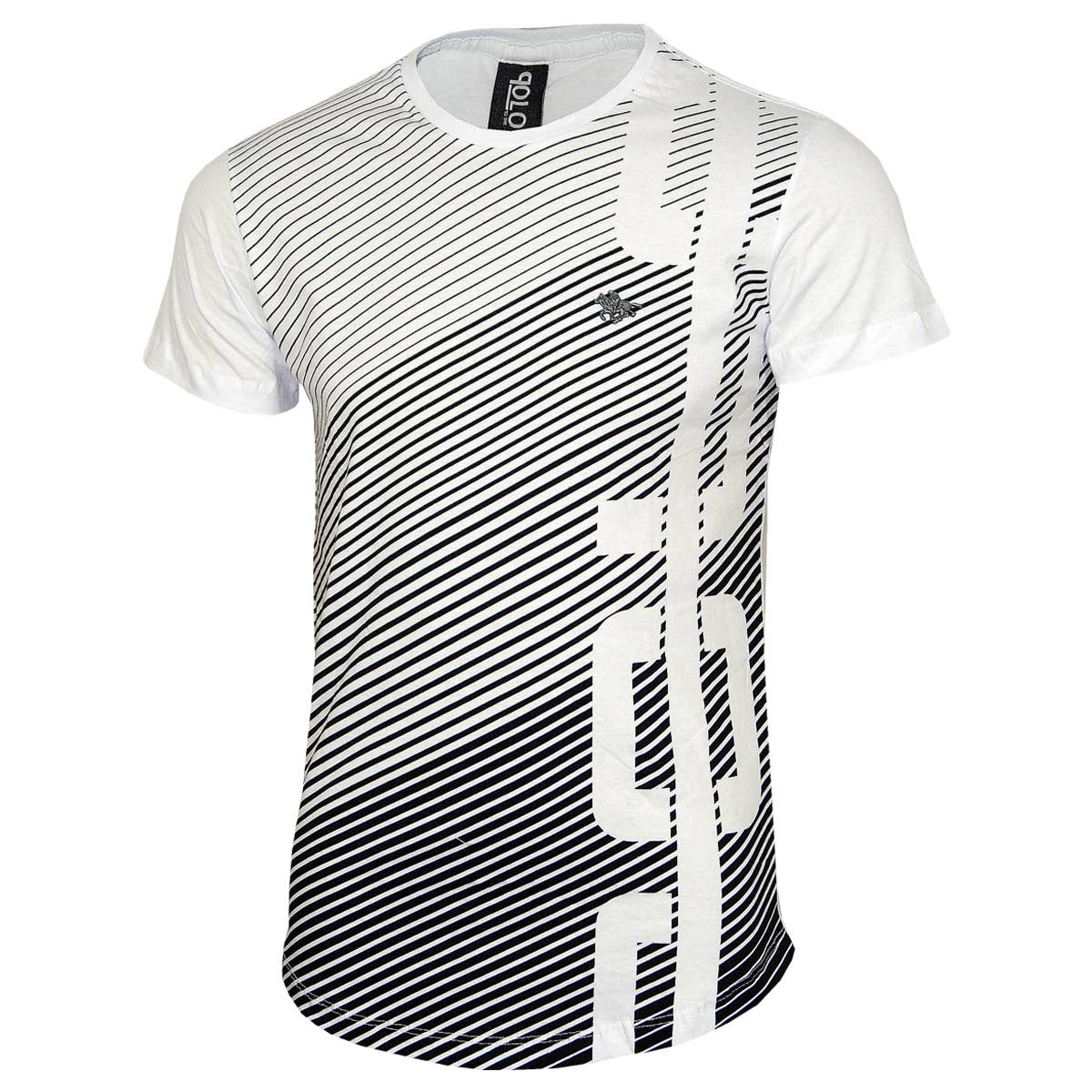 CAMISETA SWAG POLO RG518 COM ESTAMPA REF16882