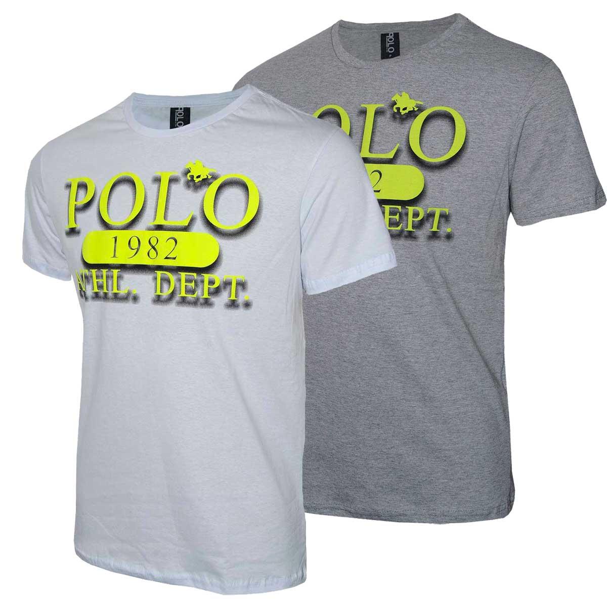 Kit Camiseta com Estampa em Silk Fluor