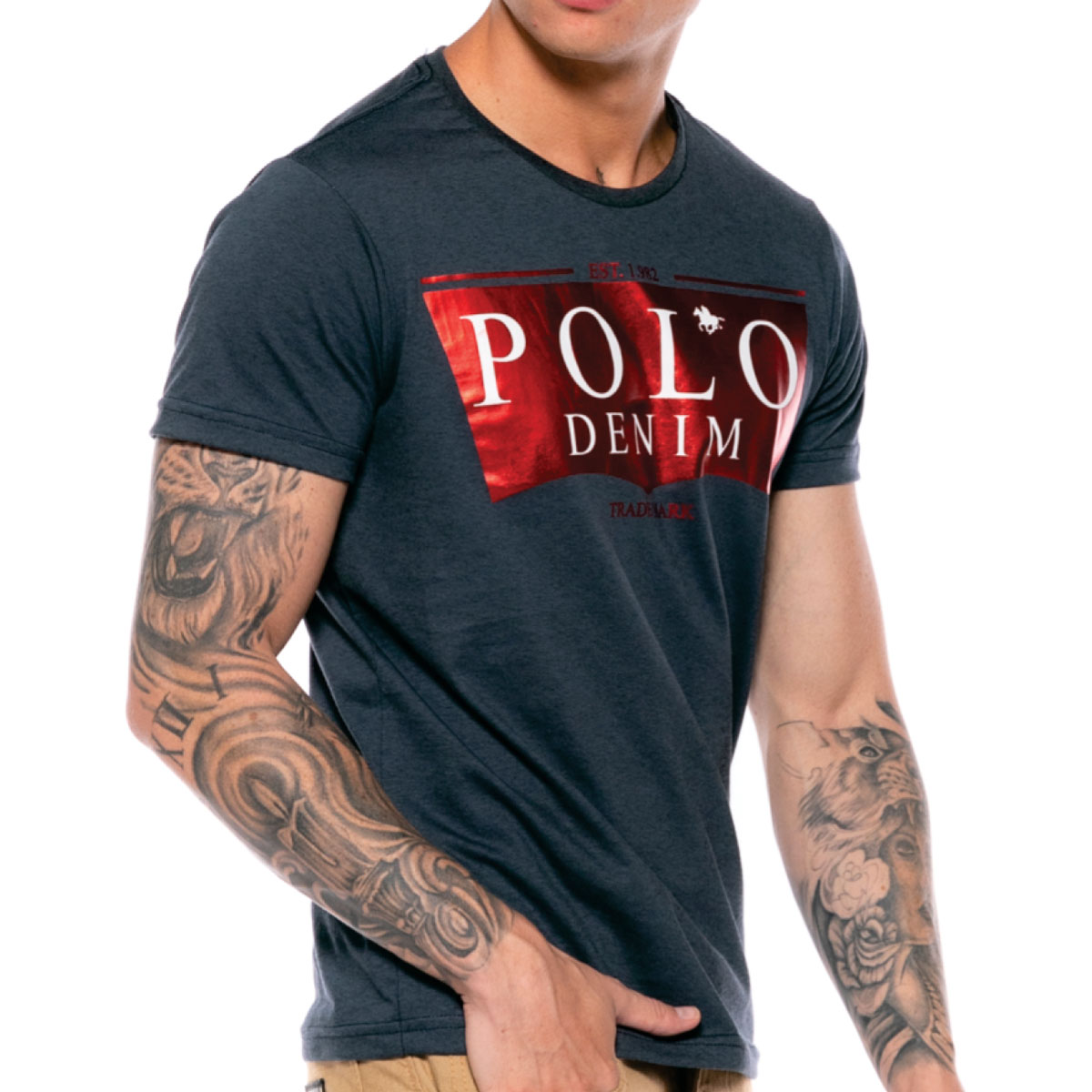 Kit compre 2 Leve 3 Camisetas Masculinas