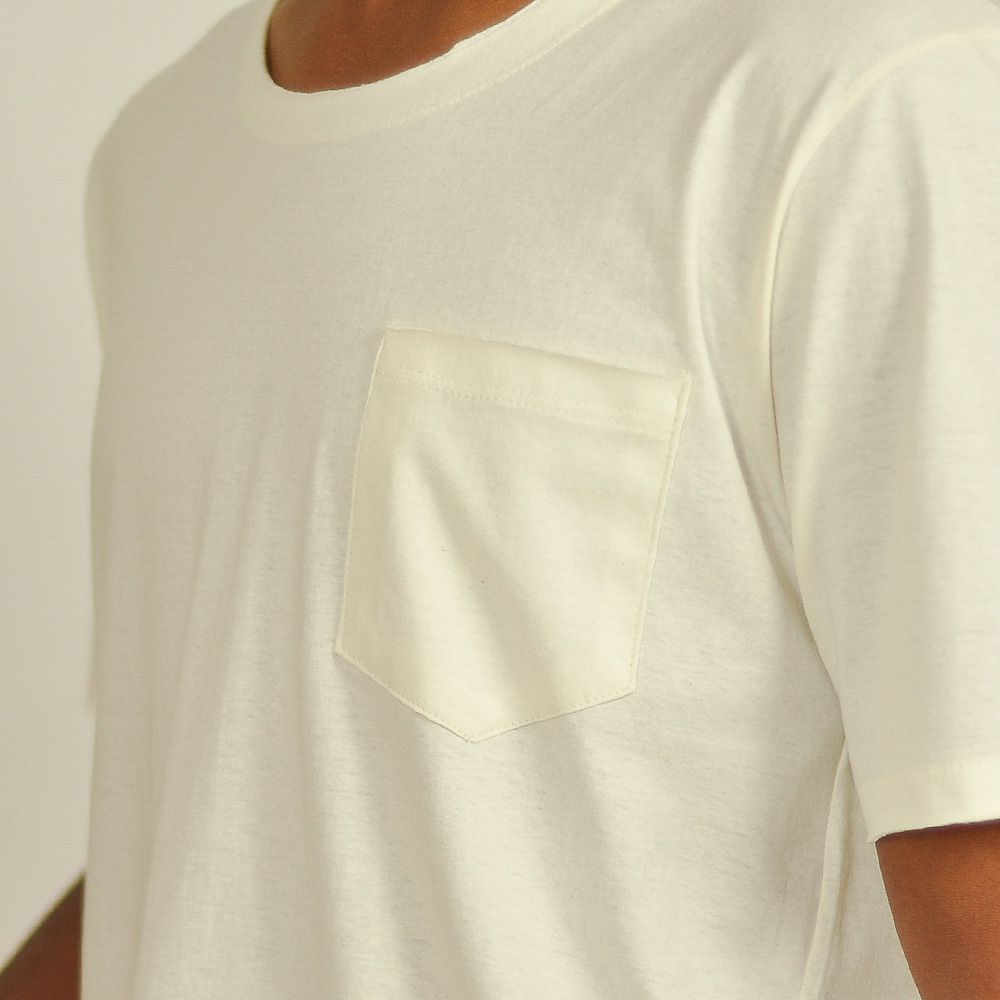 Camiseta Jorge - Cru