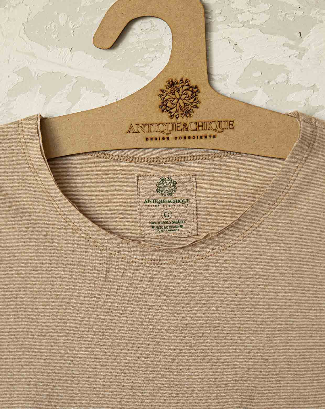 Camiseta Jorge - Mescla