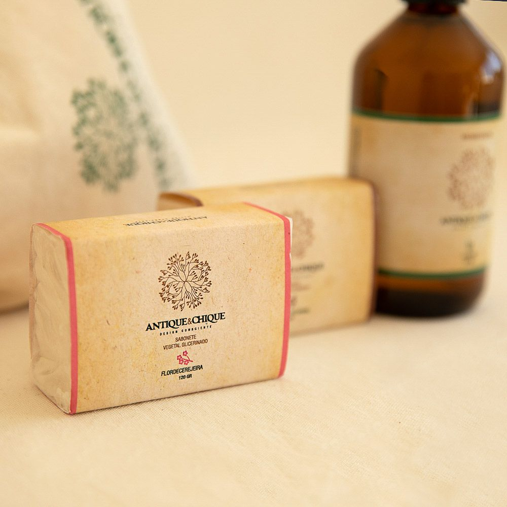 Kit Antique - Aromas