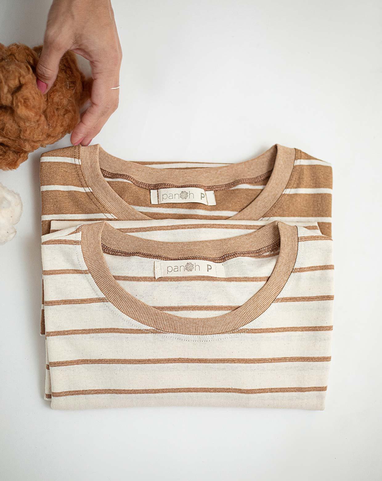 Kit Camiseta Todo Dia - Algodão Orgãnico