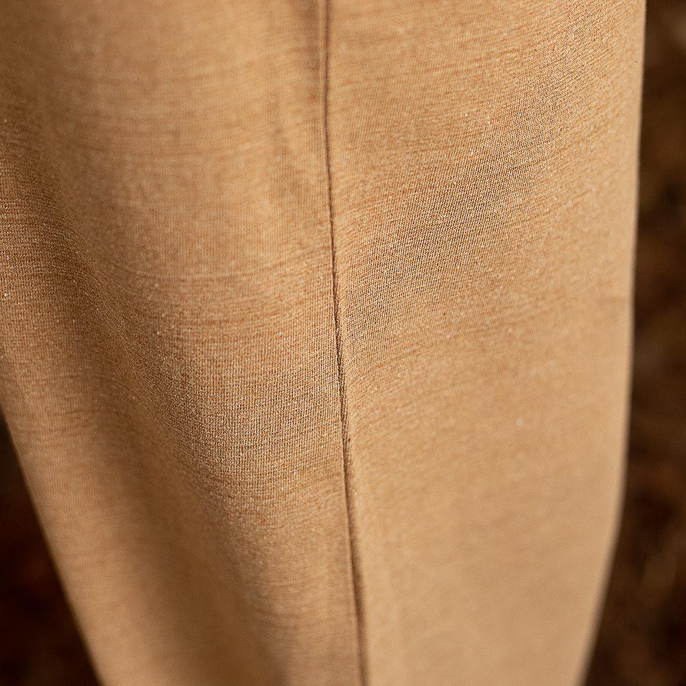 Pantalona Rosa - Marrom