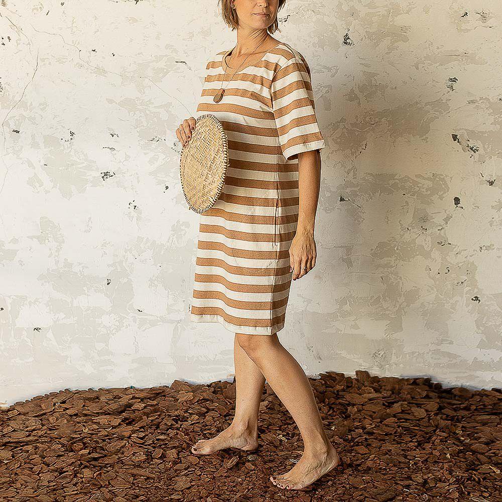 Vestido Bella - Listra Navio