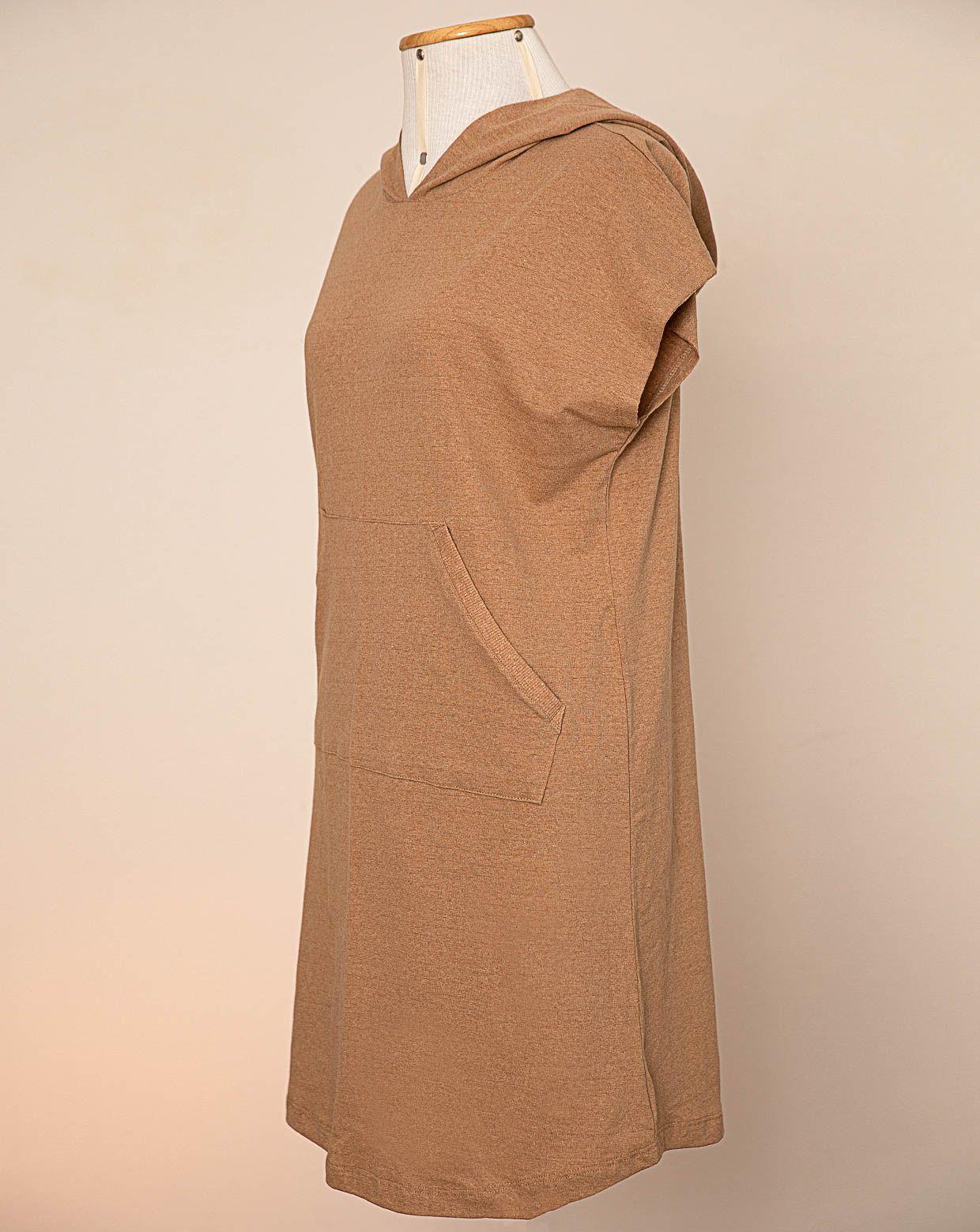 Vestido Capuz