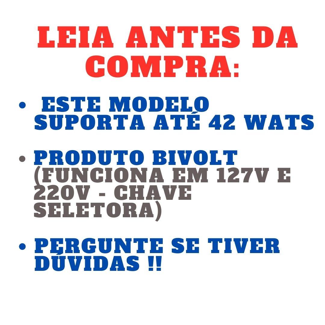 Auto Transformador 110v 220v 60va 42w MM Eletronica