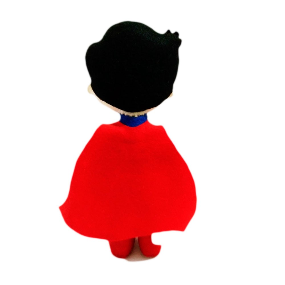 Boneco Super Homem Liga da Justiça