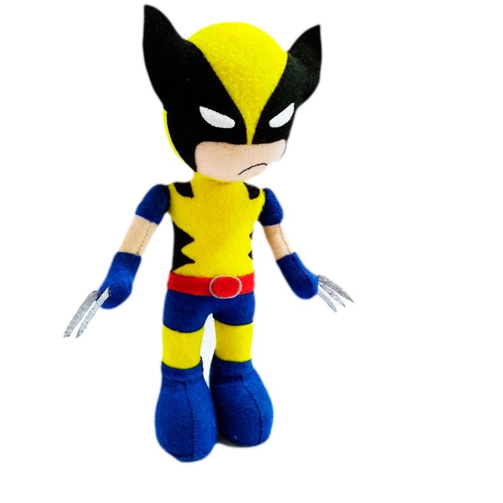 Boneco Wolverine X-Men