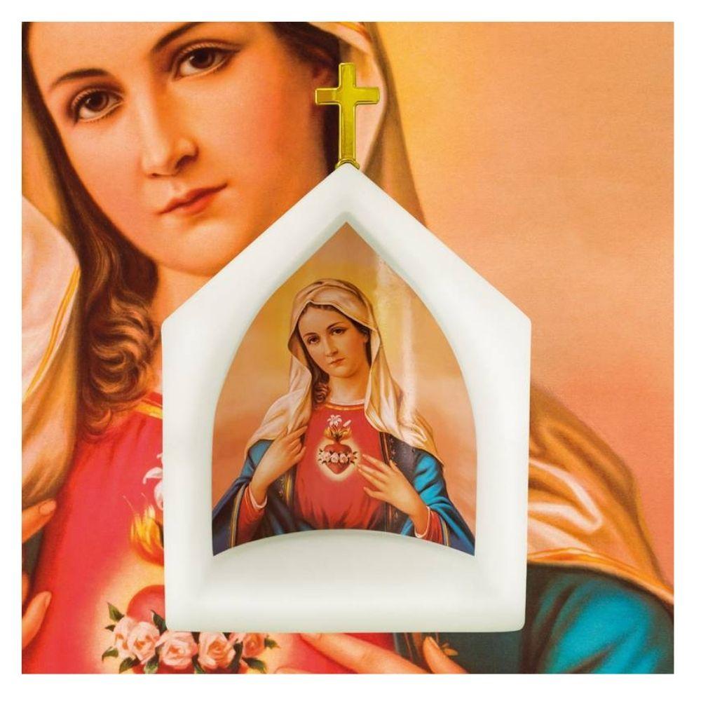 Capela Oratório Iluminado Sagrado Coração Maria