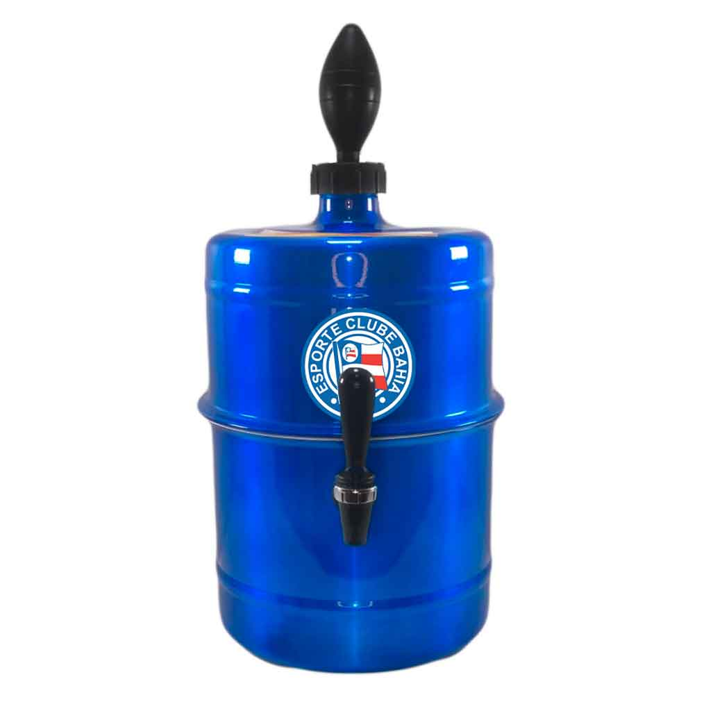 Chopeira Bahia Azul Portátil 5,1 L