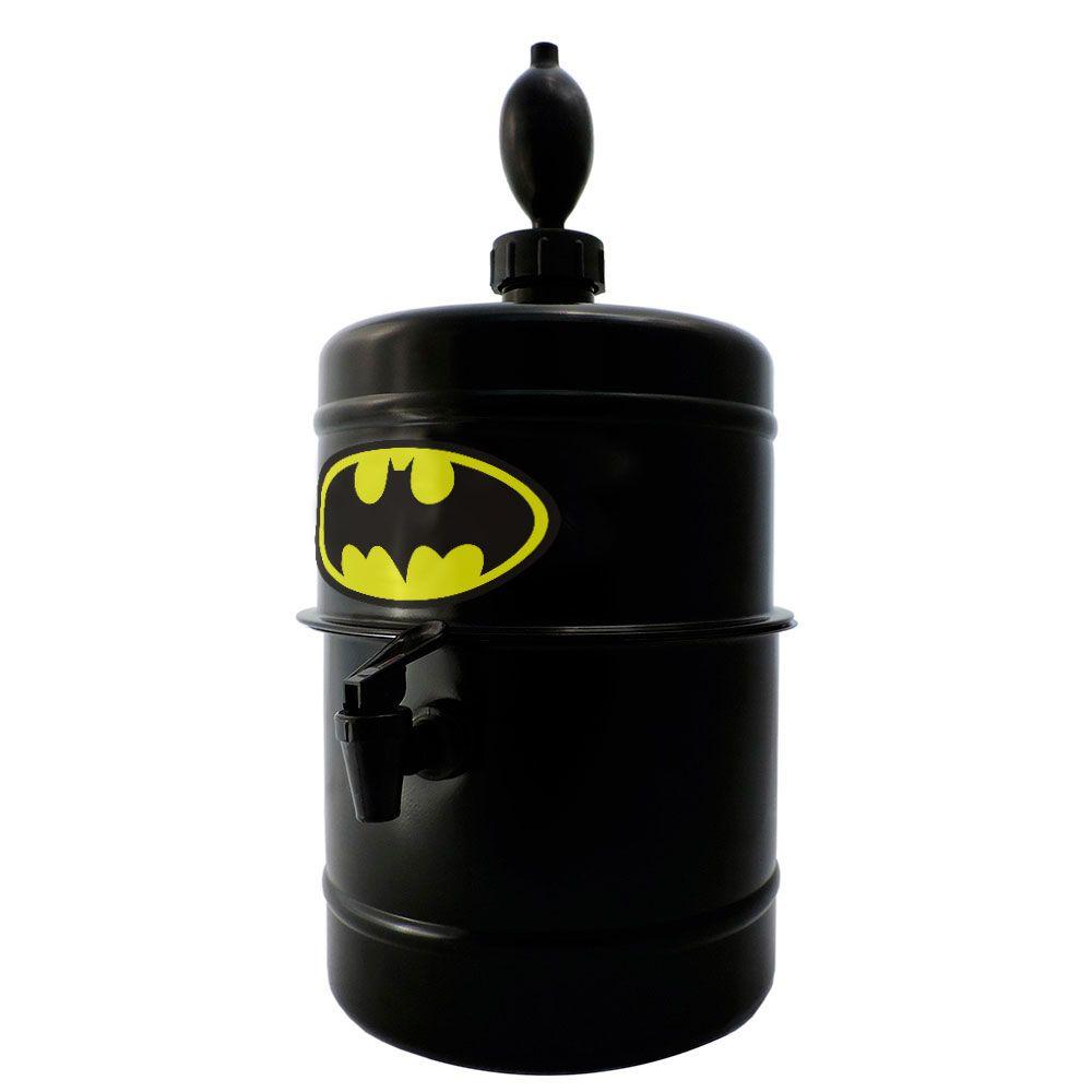 Chopeira Batman - Preta - Portátil 5,1 L