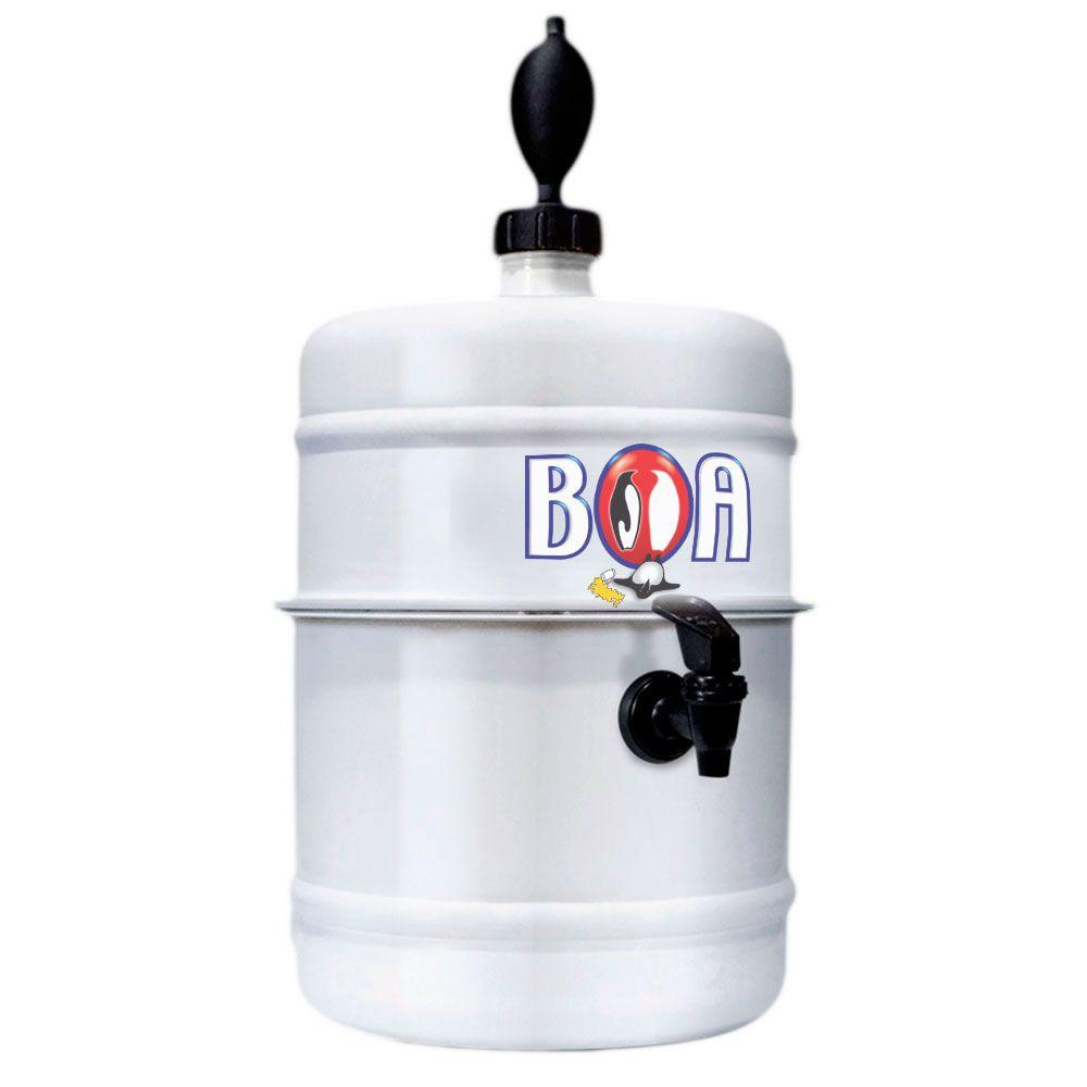Chopeira BOA - Branca - Portátil 5,1 L
