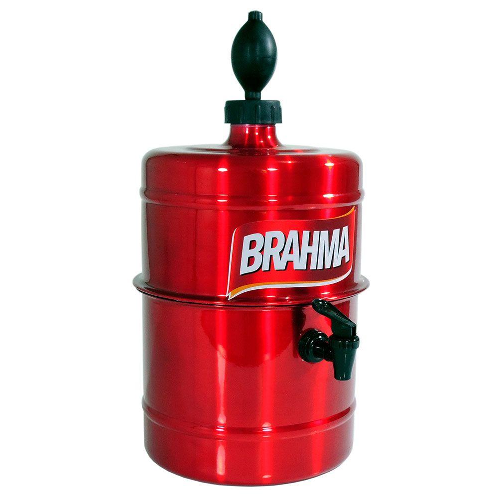 Chopeira  Brahma - Portátil 5,1 L - Cerveja Gelada