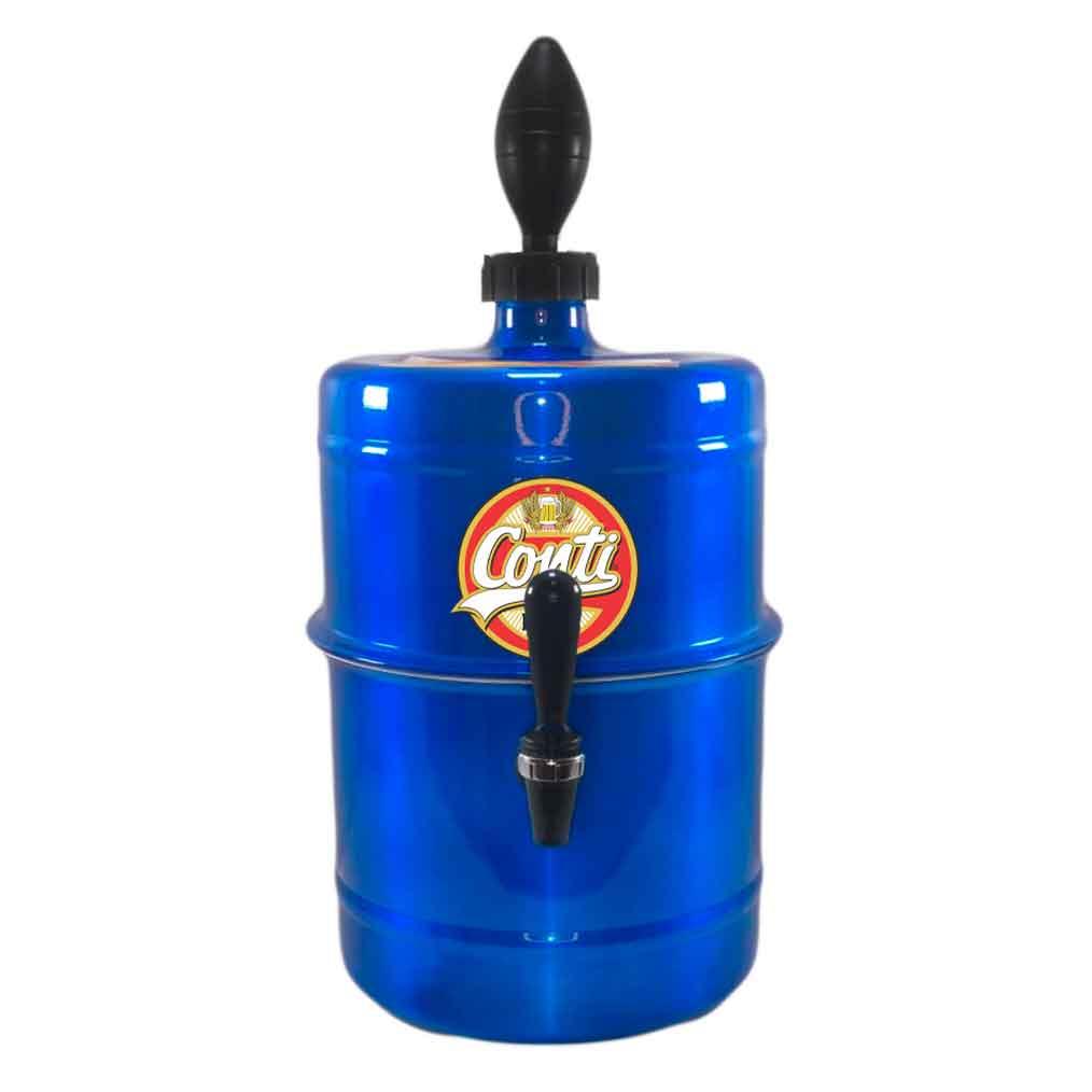 Chopeira Conti Azul Portátil 5.1 L