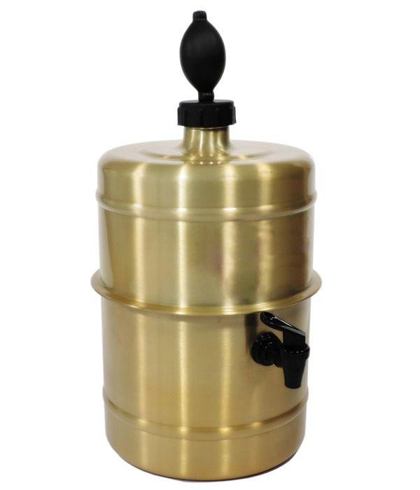 Chopeira Dourada - Personalizada - Portátil 5,1 L