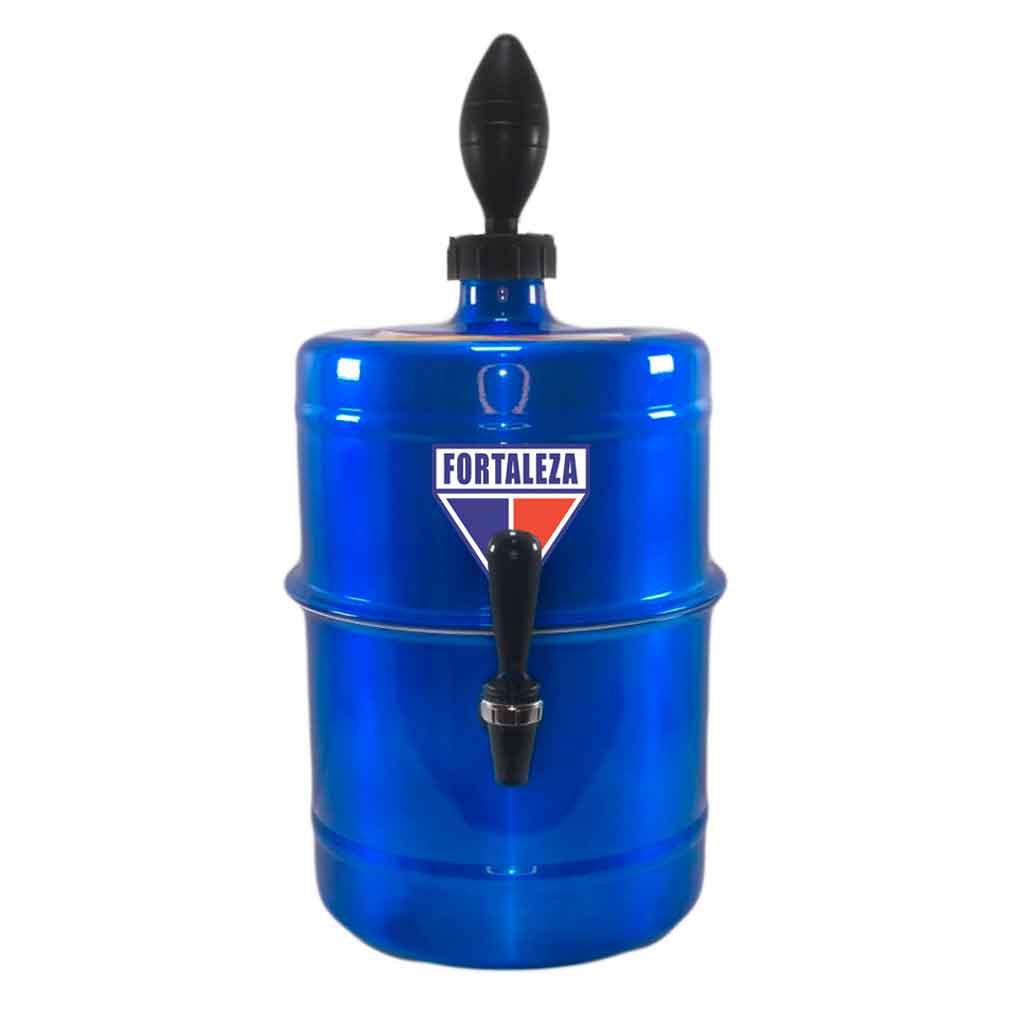 Chopeira Fortaleza Azul Portátil 5,1 L