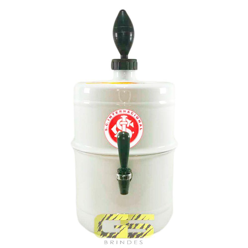 Chopeira Internacional Branca Portátil 5,1 L