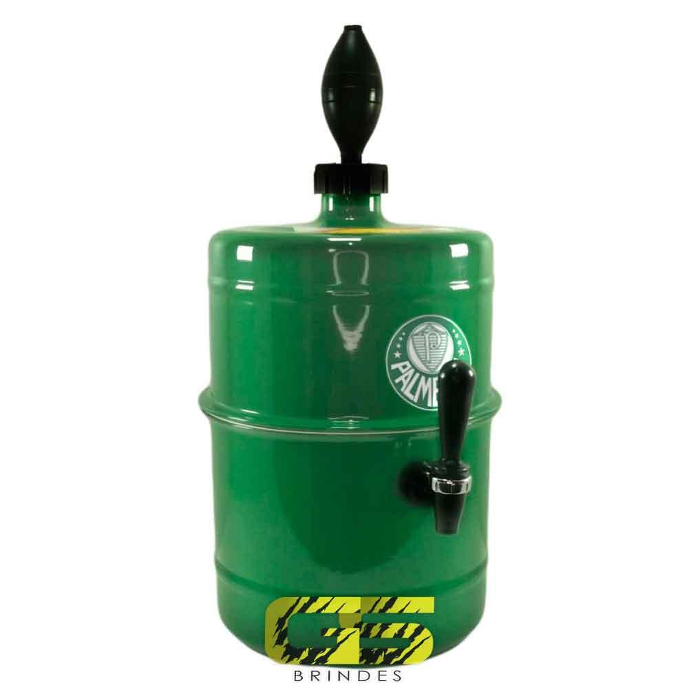 Chopeira Palmeiras Verde Portátil 5,1 L