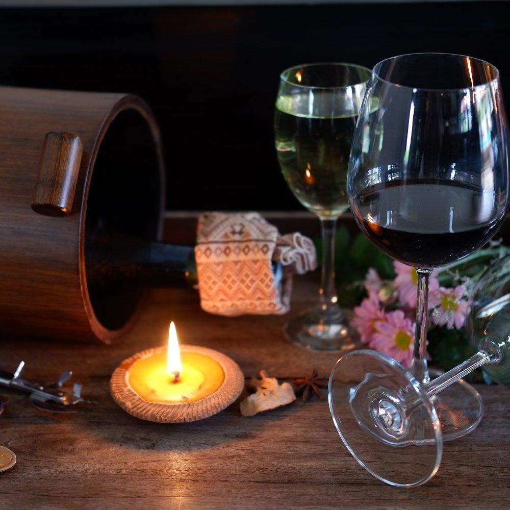 Kit 2  Vinhos De Mesa Crevelim 1 tinto suave e 1 branco Suave Niágara 375ml