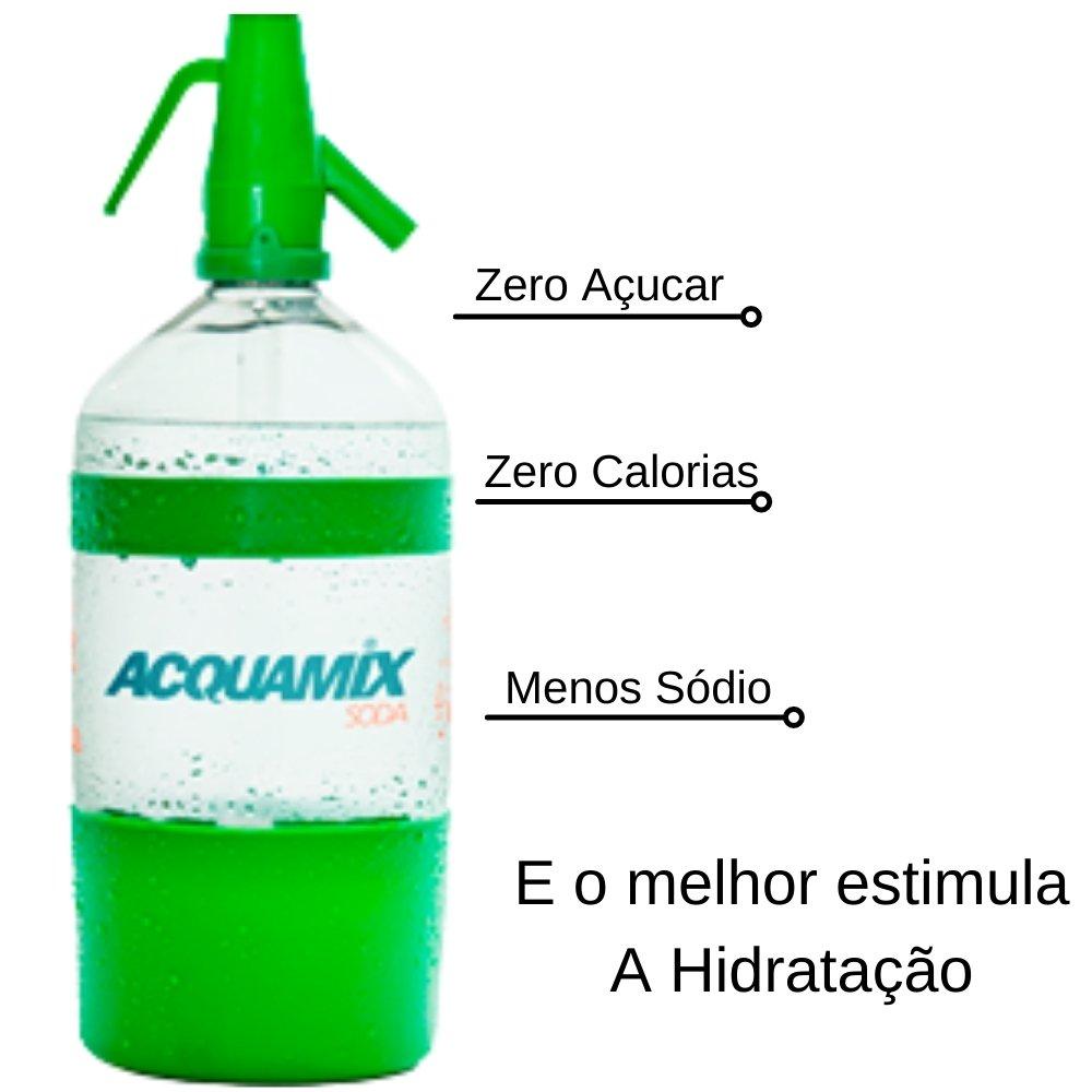 Kit 3 ACQUAMIX SODA 1500ML